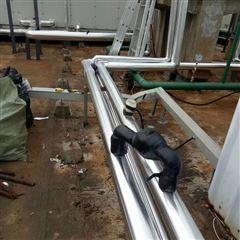 铁皮保温 机房管道橡塑保温厂家