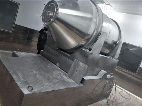 回收二手v形混合机保养规程注意指南