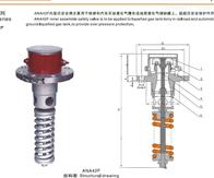 ANA42F内装式安全阀