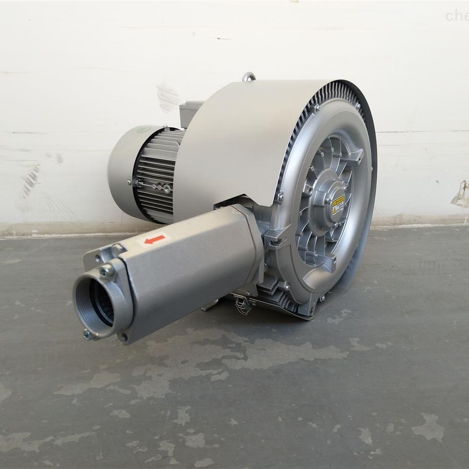 25KW吸尘高压鼓风机