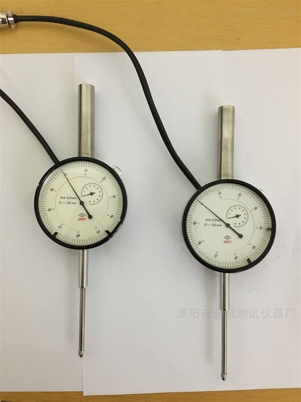 YWJ型机电百分表(位移)