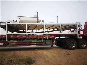 闲置二手带式压滤机抚顺3米长12米现货齐全