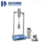 HD-D114-2箱包振荡冲击试验机(气动吸盘式)