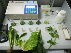 DY-1000農藥殘留檢測試劑盒2000份裝/套蔬菜水果用