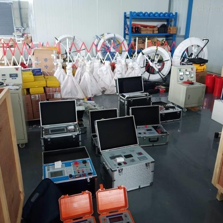 手动液压机电力设施资质办理升级设备
