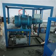 变压器真空抽气机组 三级四级真空泵机组