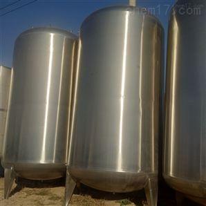 回收二手不锈钢304储罐型号