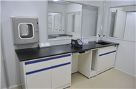 汇众达青岛非洲猪瘟疫苗检验检测室的装修
