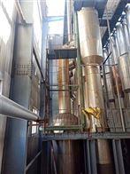 销售二手3效5吨降膜蒸发器