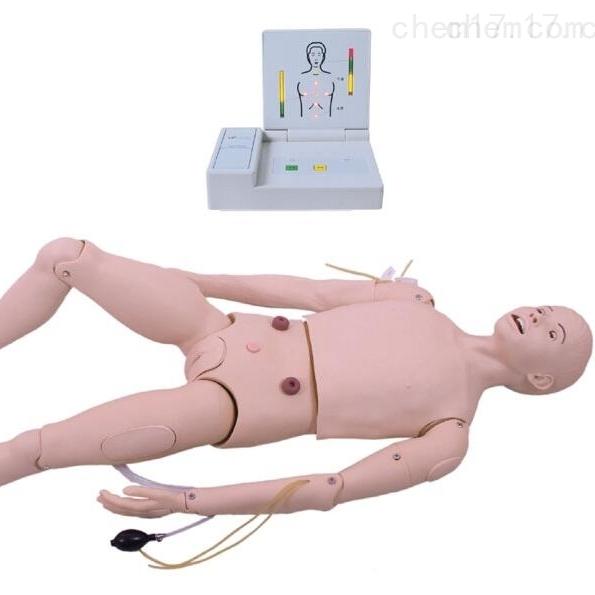 紧急急救护理模拟人