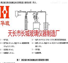 国标测定硫化物及硫酸盐的仪器装置水泥化学分析