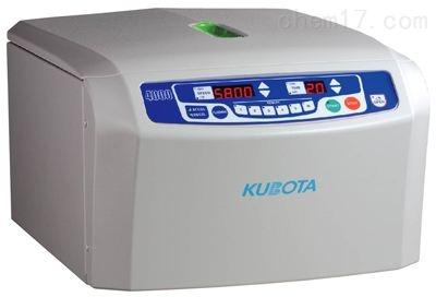 日本Kubota久保田4000台式低速离心机