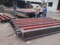 上海80吨地磅出口俄罗斯-80吨电子地磅厂家