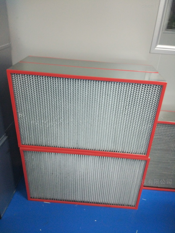 天门市生物制药设备耐高温高效过滤器