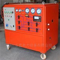 SF6气体抽真空充气装置抽气速率