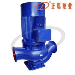 GW型管道排污泵 不锈钢管道泵污水泵