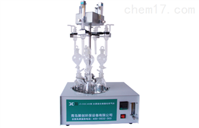 JC-GGC400JC-GGC400型水质硫化物-酸化吹气仪