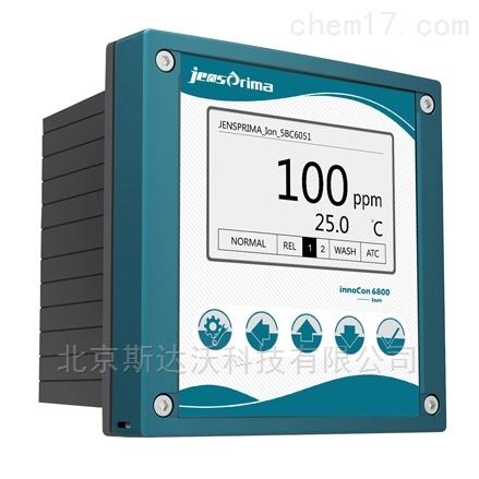 供应杰普innoCon 6800I在线氯离子分析仪