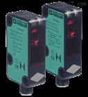 LD31/LV31/73c/76a/136德国倍加福B+F对射型光电传感器