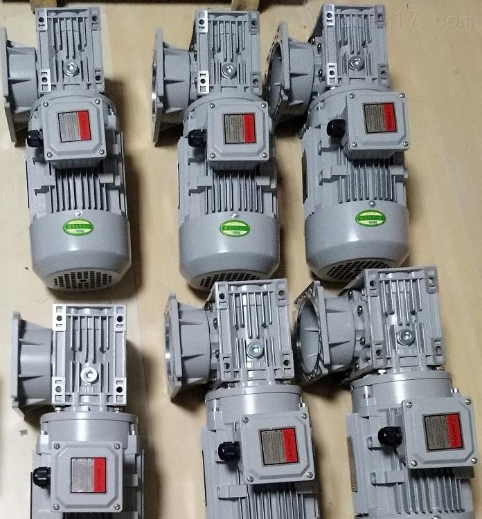 利政 铝壳1.5KW三相蜗轮减速电机 减速器