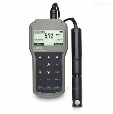 HI98193HI98193便携式溶解氧DO生化需氧量BOD测定仪