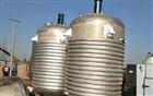 回收二手不锈钢抗压耐酸碱机械密封反应釜