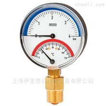 100.0x, 100.1x用于压力和温度测量温度压力计威卡wika