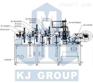 MSK-521-I 自动制片机
