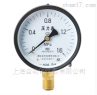 Y-250上海自动化压力表