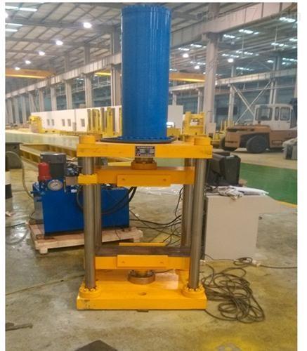全自动钢管压力扩口压扁试验机