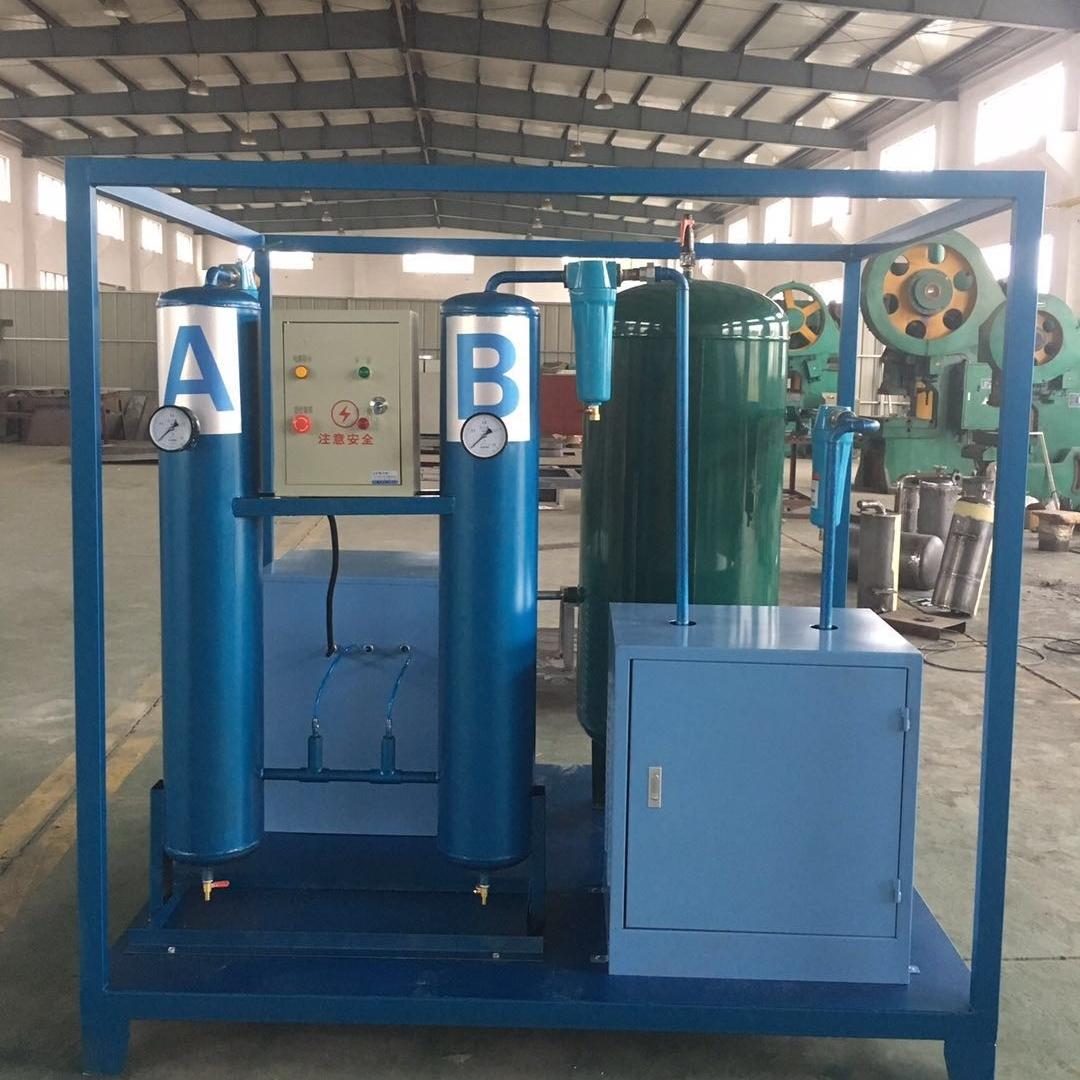 干燥空气发生器承装修试设备