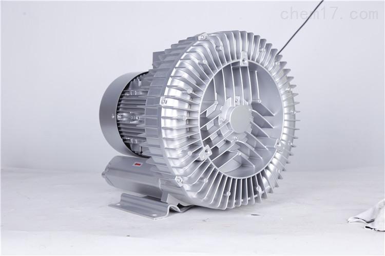 11KW高压吸尘风机