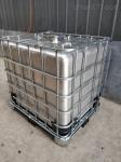 不锈钢IBC集装桶 防撞击方桶