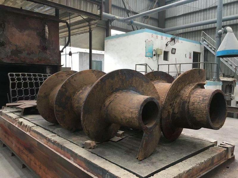 乌海市锅炉配件铸造厂