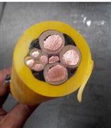 MCP-0.66/1.14KV矿用橡套电缆3*95+1*35+4*4