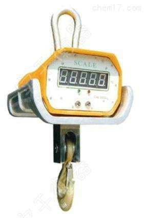 3T5t电子吊秤,直视吊钩电子秤