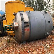 二手10吨不锈钢反应釜多少钱