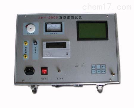 JF-2000真空开关真空度测试仪