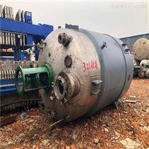 5吨二手5吨不锈钢反应釜出售