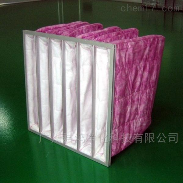 龙海市F6化纤袋式中效过滤器价格