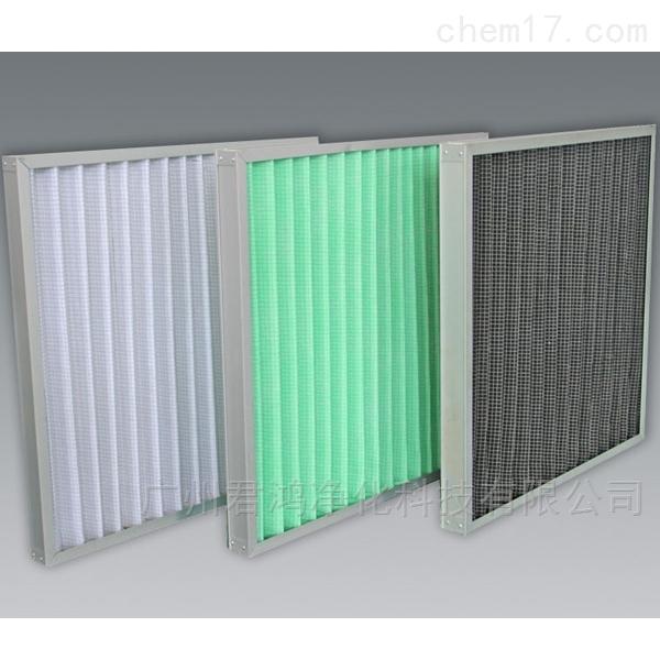 眉山市镀锌框初效过滤器耐用结构紧凑价廉