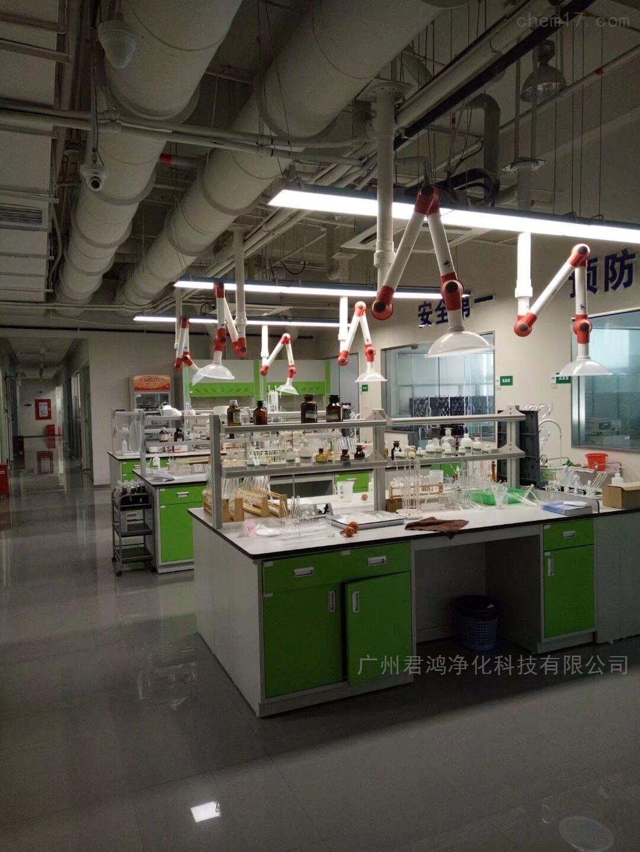 东莞铝木边实验台 君鸿设计规划安装服务