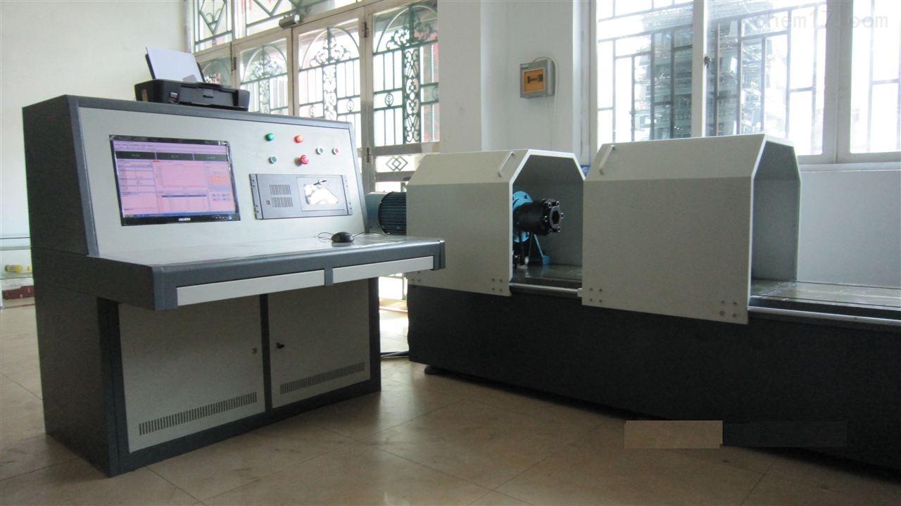 微机控制汽车半轴扭转试验机