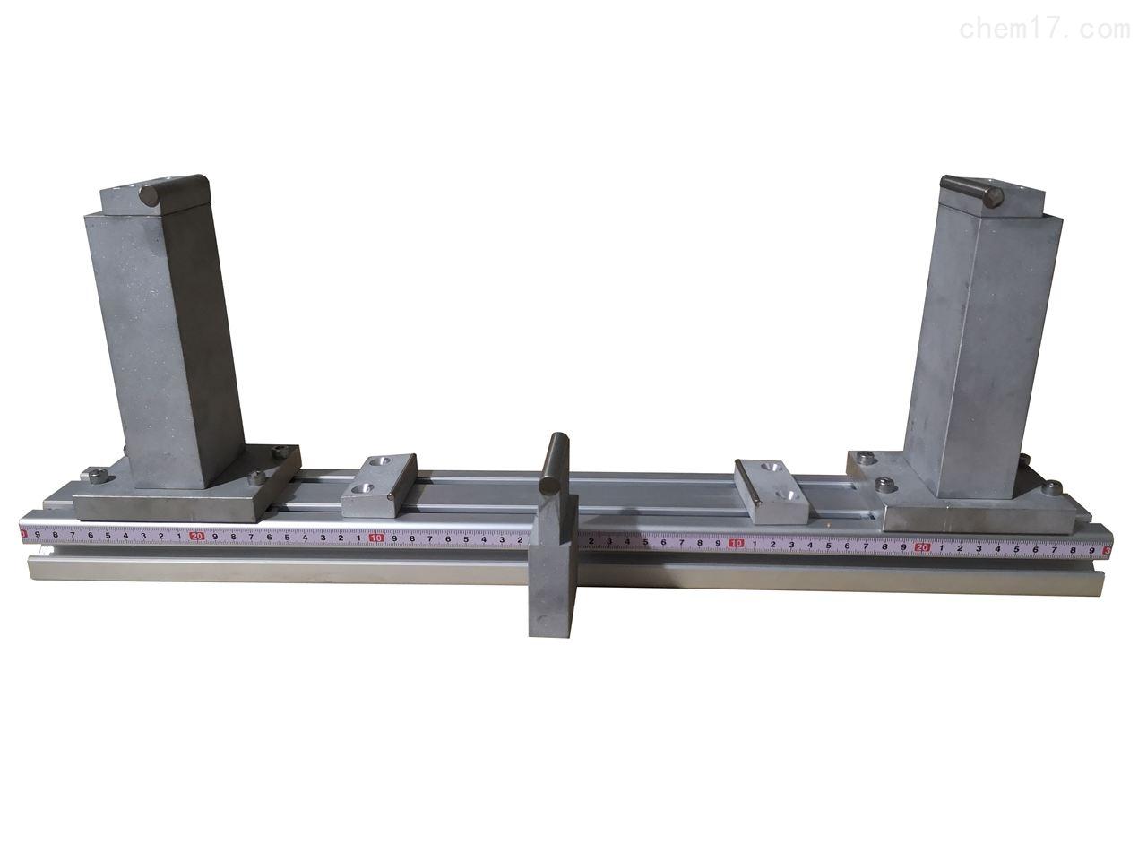 供应 上海京阁 塑料弯曲性能测定夹具