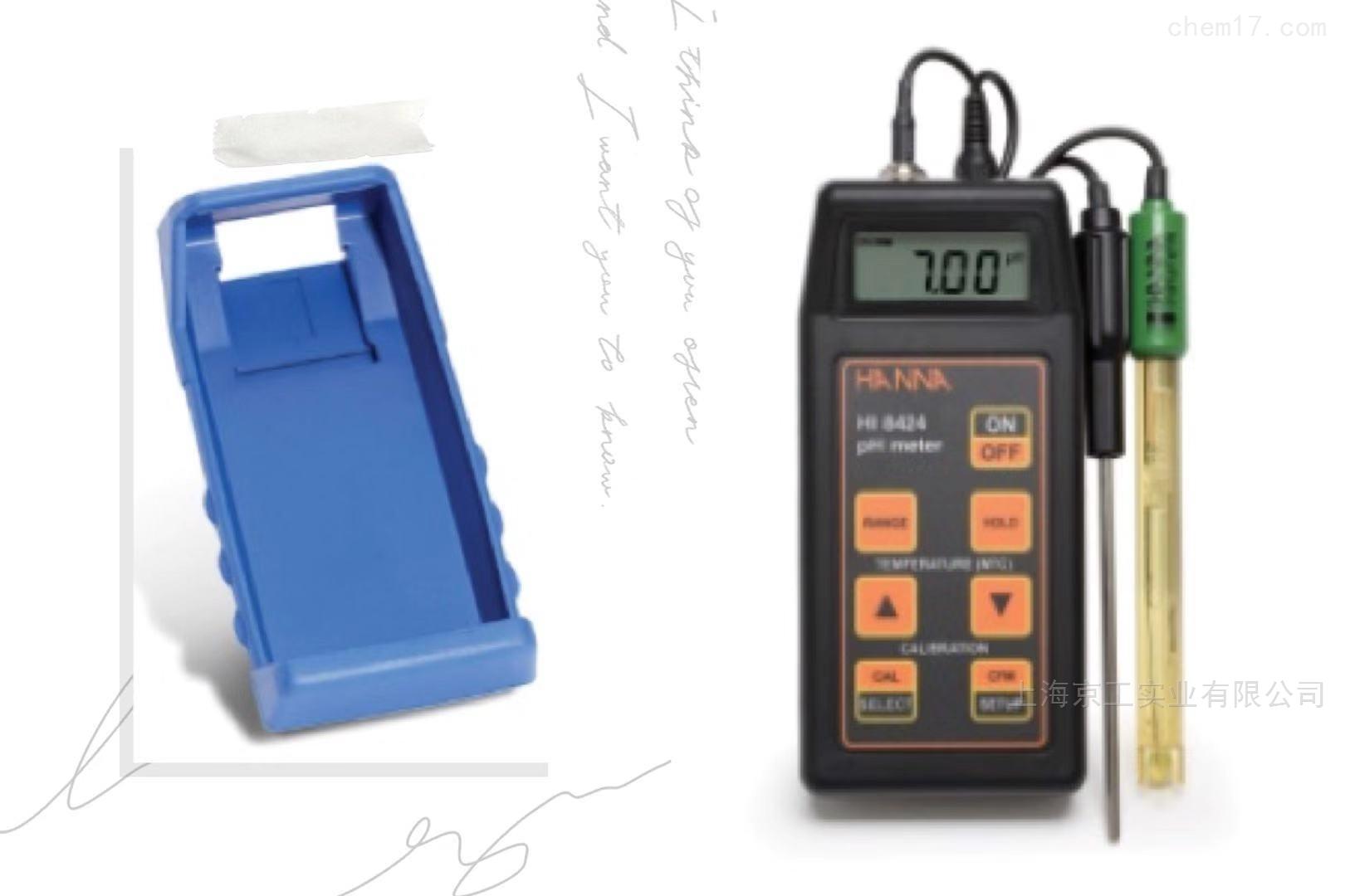 哈纳便携式酸度计/ORP/温度测定仪HI8424