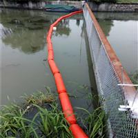 水上漂浮物阻击拦污浮体安装报价