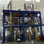 现场出售二手2吨MVR强制循环蒸发器