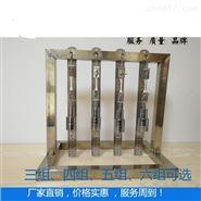 多工位热延伸试验装置