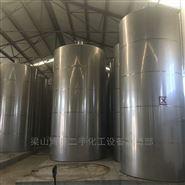 二手100立方不锈钢316材质储油罐