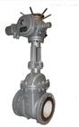 PZ941T型C电动耐磨陶瓷排渣阀